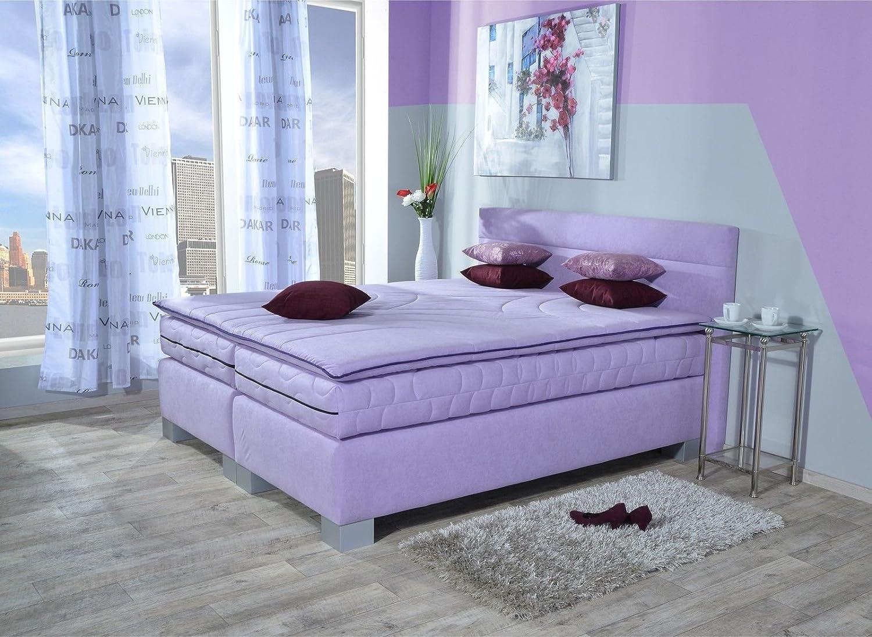 boxspringbett tiva tt auch mit bettkasten oder elektrisch erh ltlich 80x200cm 90x200cm. Black Bedroom Furniture Sets. Home Design Ideas