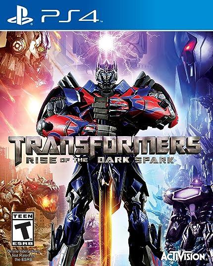 Amazon.com: Transformers Rise of the Dark Spark ...