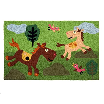 Amazon Com Hihome Kids Bedroom Rugs Children S Rugs For Playroom