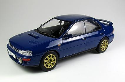 IXO - Subaru Impreza - 1995 - Echelle 1/18, cmc002, Azul ...