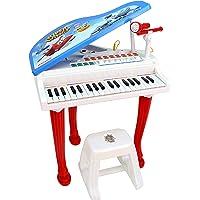 Bontempi–104069–Piano Sobre Patas–37Teclas–Super Wings