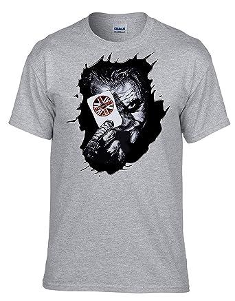 zagorka-de Mini Cooper Joker Auto Car T-Shirt Camiseta -421 -Gris ...