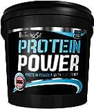 Biotech USA 10008020300 Protéine Power Saveur Fraise-Banane