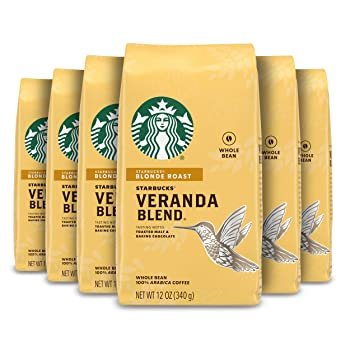 Veranda Blend Blonde Roast Starbucks Coffee Beans