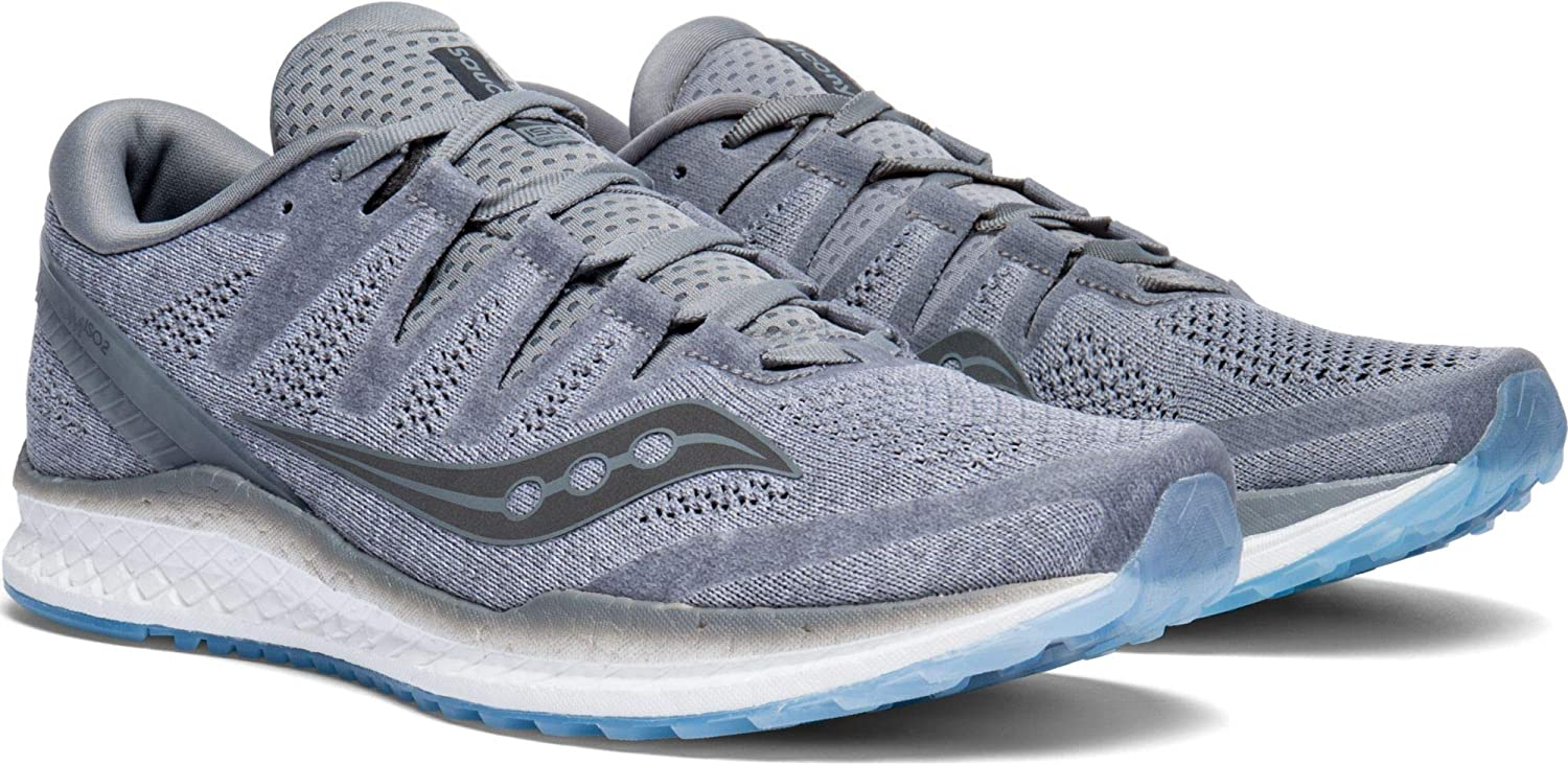 Saucony Mens Freedom ISO 2 Running Shoe