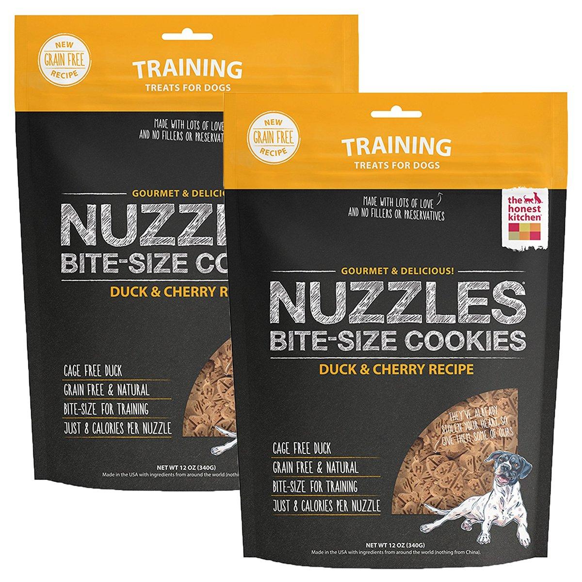 Honest Kitchen The Dog Grain Free Training Treats
