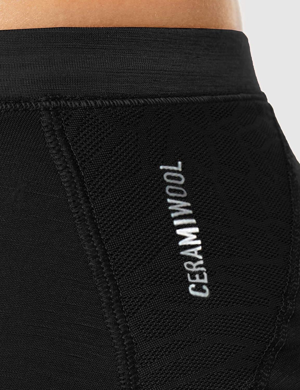 Donna Ceramiwool Light Odlo Pantaloni da Donna Suw Bottom Panty Natural 110521