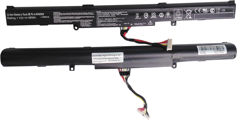 11.25V 33Wh Ersetzen Laptop akku A31N1302 A31LM9H 0B110-00240100E f/ür ASUS F200MA F200CA K200MA X200CA X200MA
