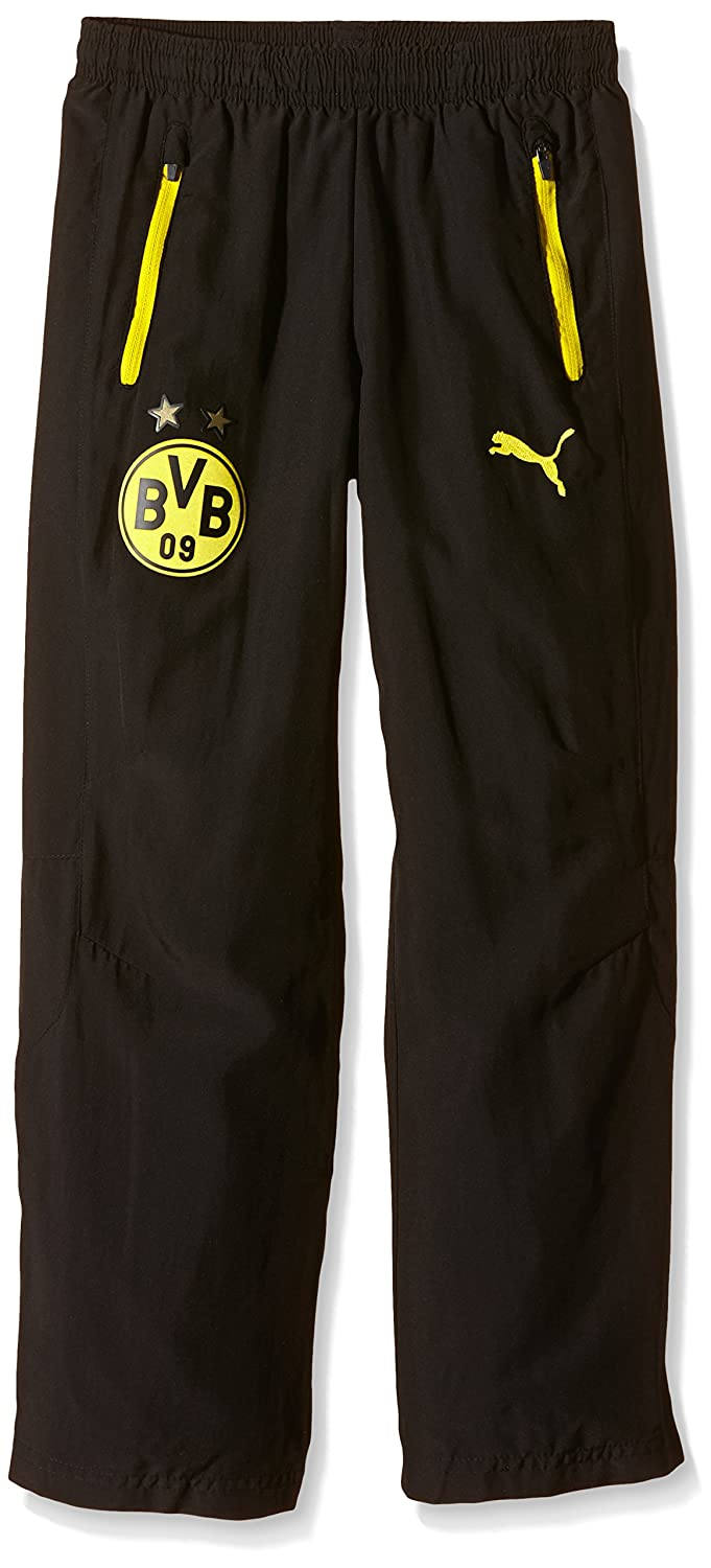 PUMA Kinder Hose BVB Leisure Pants 74583534