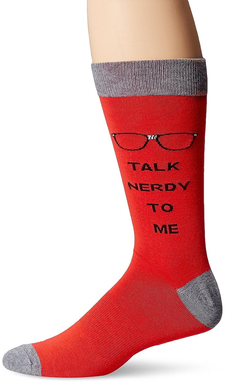 K. Bell Socks Men's Middle Finger Socks 6142