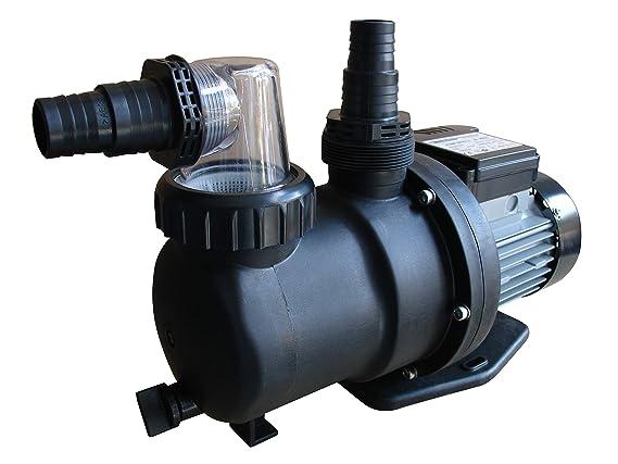 Gre PP076H Premium - Bomba de filtración para Piscina, 550 W, 17.000 l/h: Amazon.es: Jardín