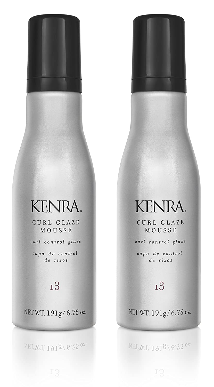 Kenra Curl Glaze Mousse #13, 6.75-Ounce 014926128670