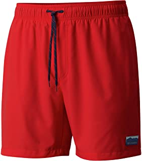 63c6b5c745 Columbia Mens Roatan Drifter Water Short Swim Trunks: Amazon.ca ...