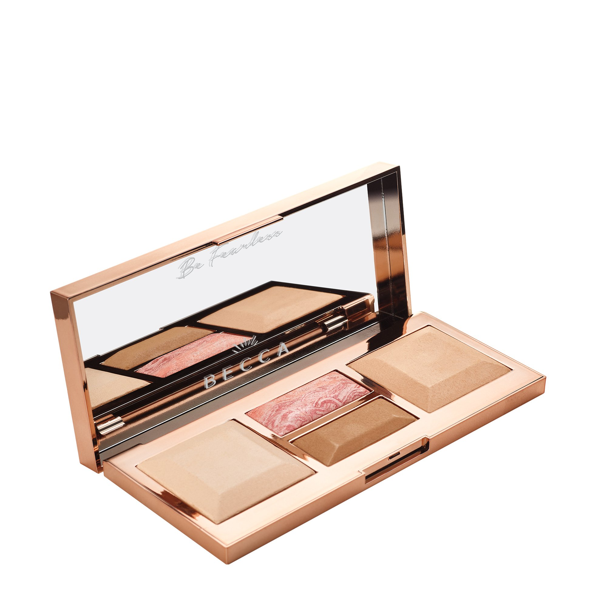 BECCA Cosmetics Be A Light Palette Limited-Edition - Light to Medium