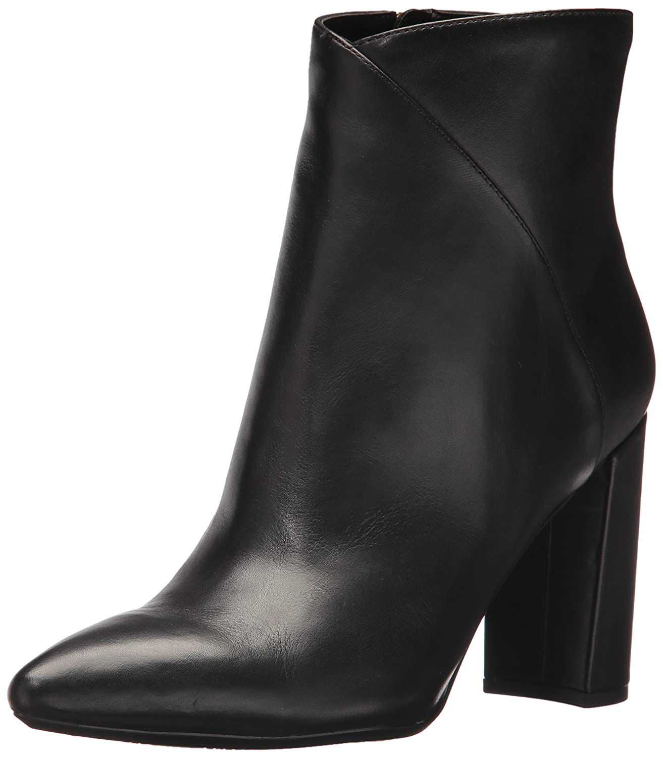 Nine West Women's Argyle Ankle Boot B06X919V2N 8.5 B(M) US|Black Leather