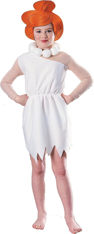Rubies 38557S - Disfraz de Picapiedra para niña: Amazon.es ...