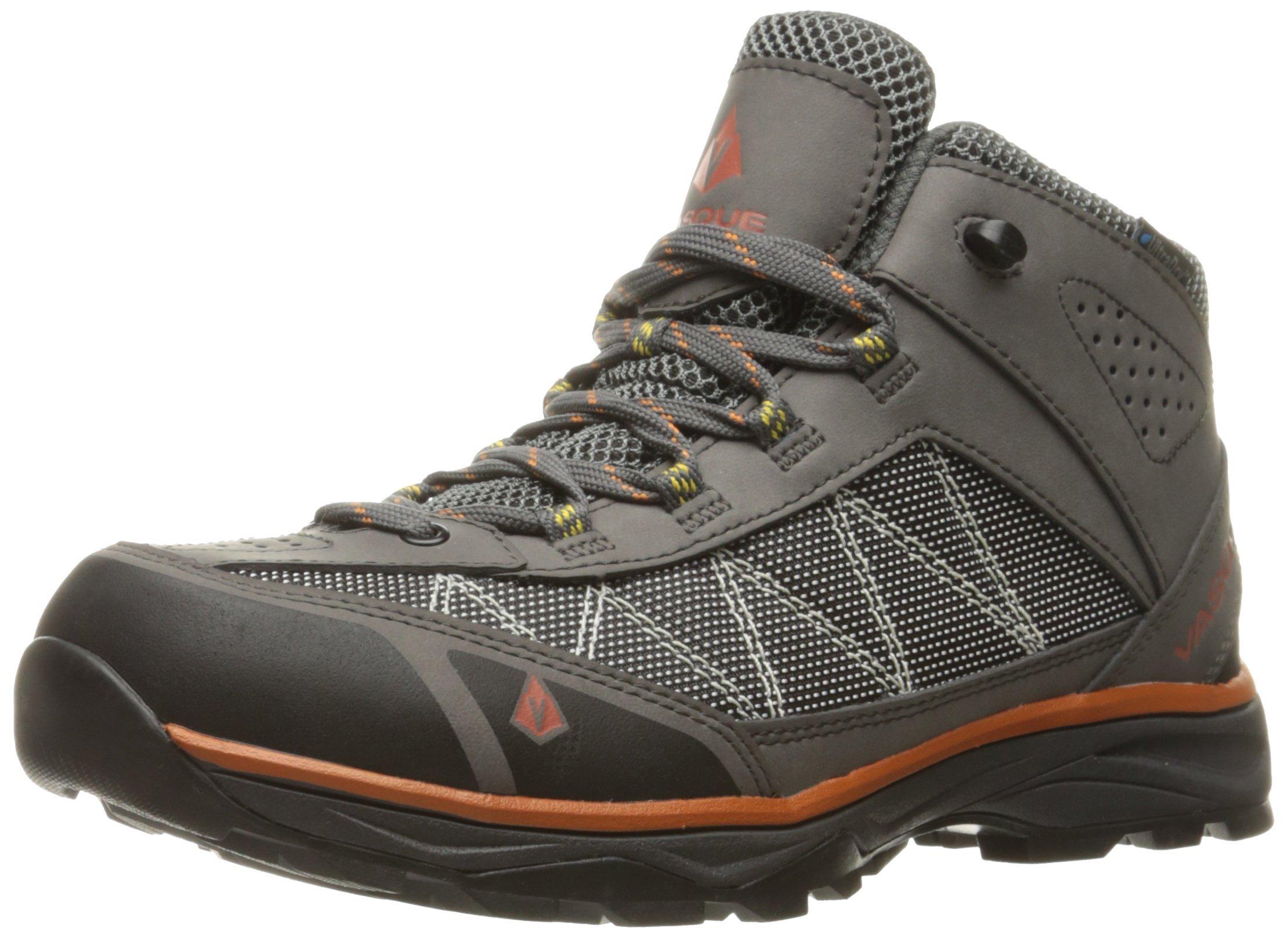Vasque Men's Monolith Hiking Boot, Magnet/White, 9 M US