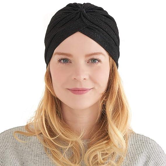 unverwechselbares Design Weltweit Versandkostenfrei klassische Stile CHARM Casualbox | Glitzer Mode Turban Hut Twist Boho Bandana ...