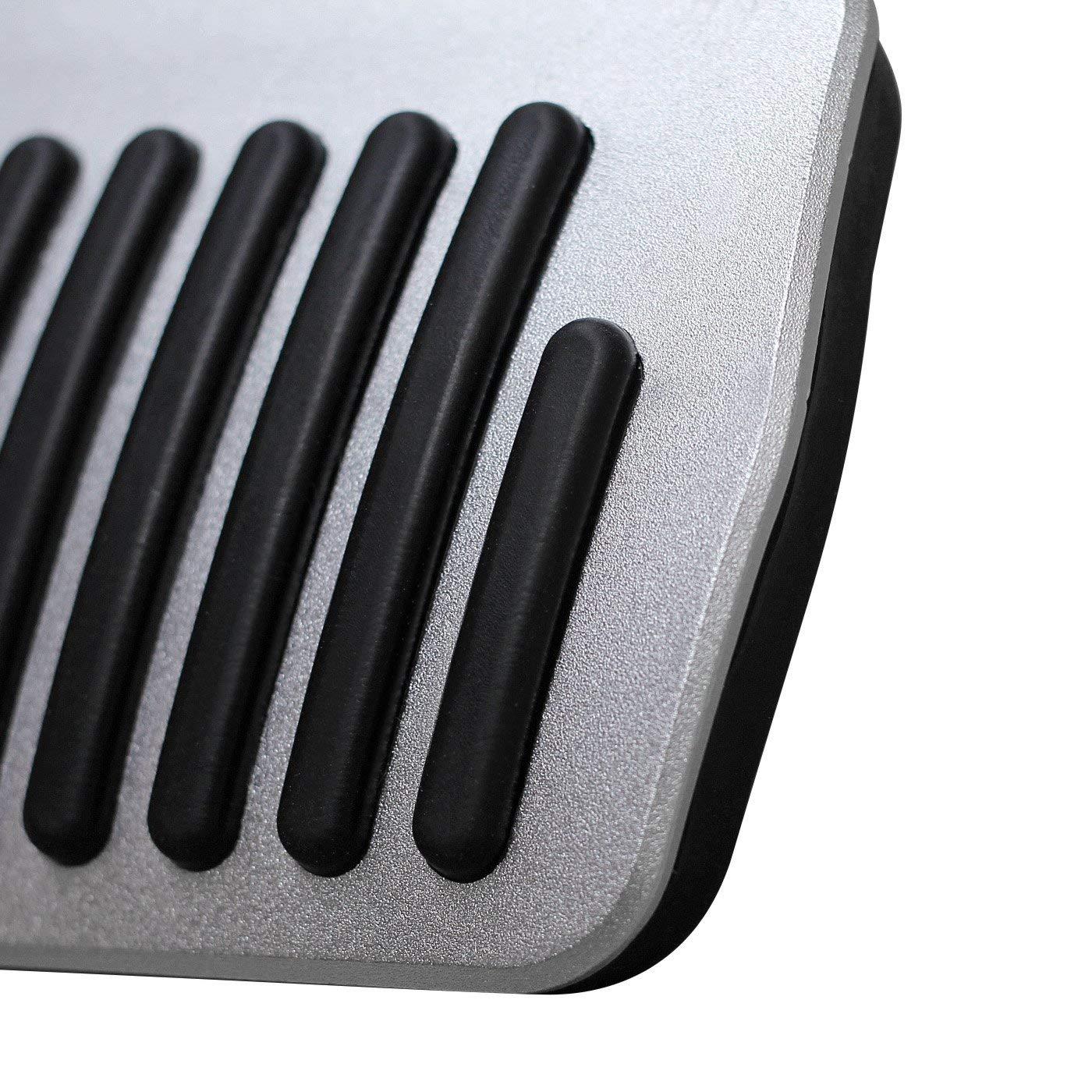 Per 2 3 6 CX-3 CX-5 CX-9 No Drill Accelerator Freno Pedali Del Gas Pad Cover Accessori