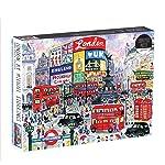 Galison London by Michael Storrings 1000 Piece Puzzle
