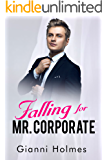 Falling for Mr. Corporate (Corporate Pride Book 1)