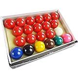 """T&R sports 2 1/16"""" Billiard Snooker Ball Set"""