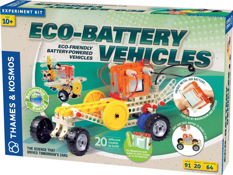 Thames & Kosmos Eco-Battery Vehicles [並行輸入品]   B00YIXSZT8