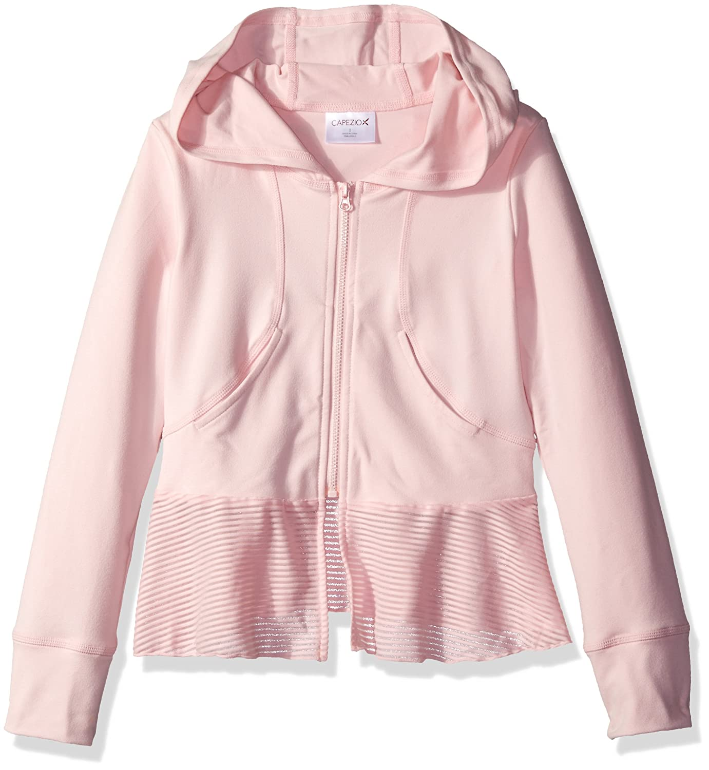 Capezio Girls' Juliet Jacket 10815C