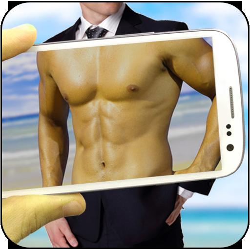Body Scanner Camera Xray prank product image