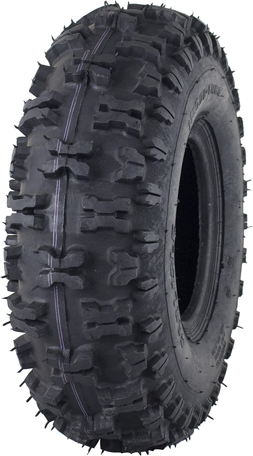 Carlisle Paddles Snow Hog Lawn and Garden Tire - 15x5.00-6 2-Ply