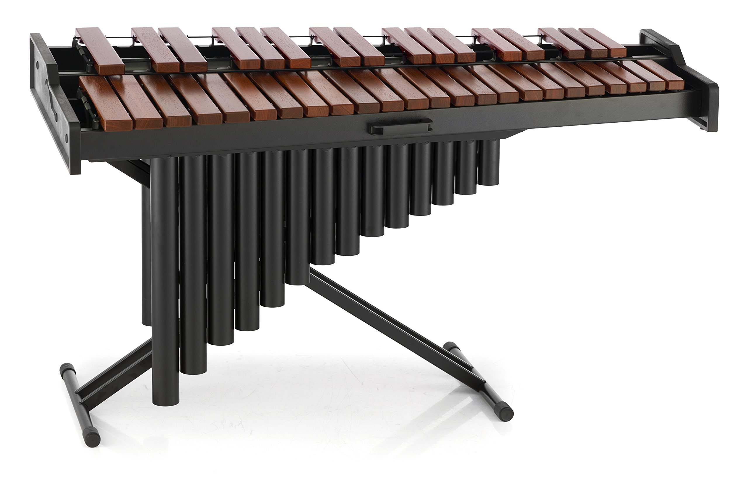 Adams Academy AMPD33R Padouk 3.3 Marimba with Resonator and X-Stand by Adams