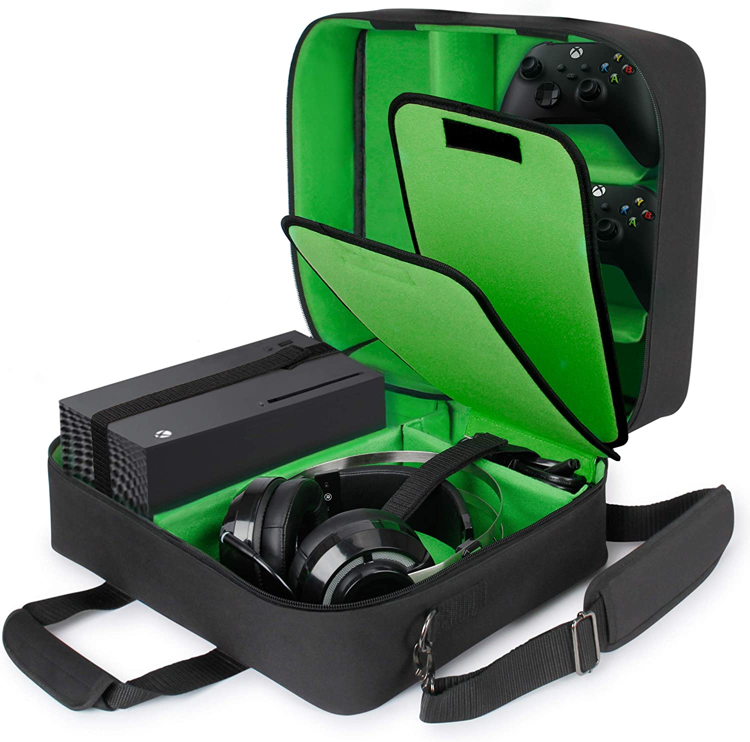 4. Best XBox Series X Bag: USA Gear Xbox Case