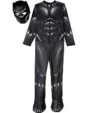 Rubie's Avengers Endgame - Black Panther Child Costume, Size 6-8 Yrs