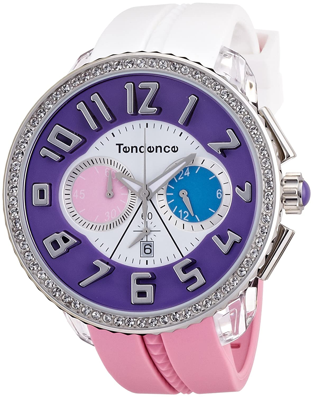 TENDENCE Unisex-Armbanduhr TENDENCE - CRAZY Analog Quarz TO460405