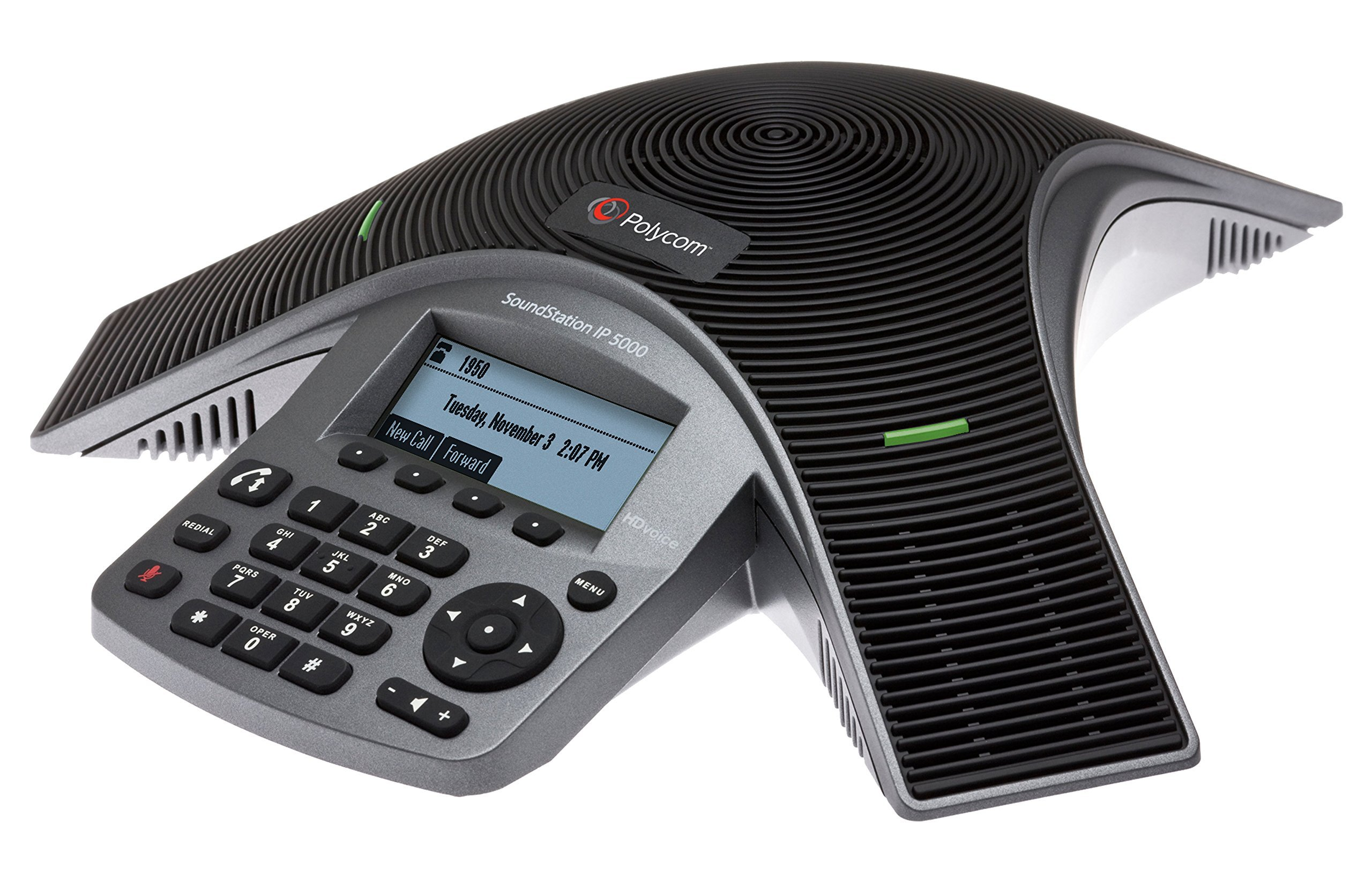 Polycom SoundStation IP 5000 PoE Only (Power Supply Not Included) (Renewed) by Polycom