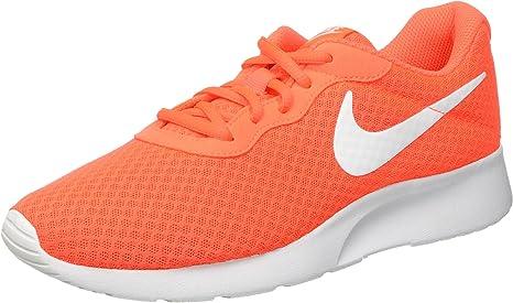 Nike Tanjun Zapatillas, Hombre, Naranja, 44: Amazon.es: Deportes y ...