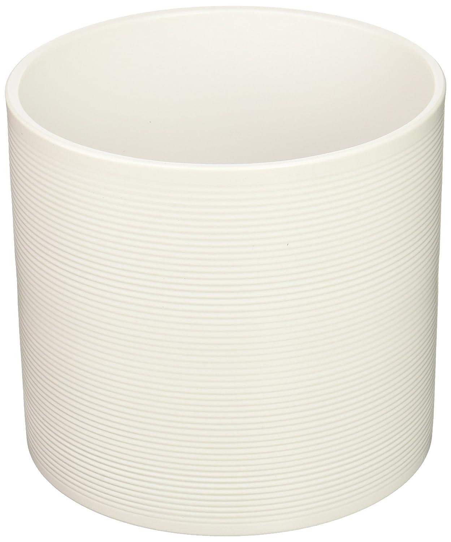 Scheurich Usa 53655 Indoor Planter, 6.5 , White