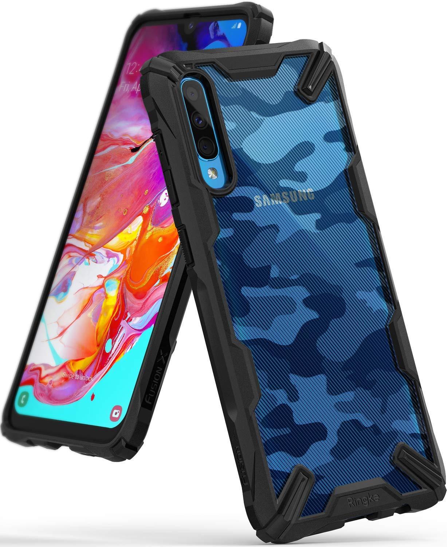 Funda Ringke Fusion-x Para Samsung A70 [7rybkfkj]