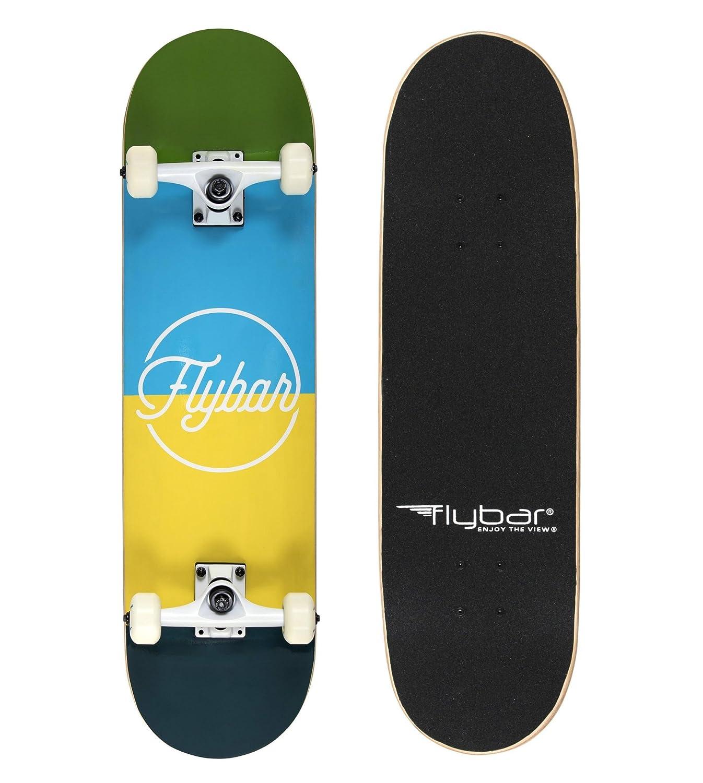 """Flybar 31"""" x 8"""" Complete Beginner Skateboards"""