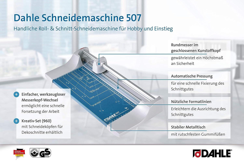 Vorsichtig Neu Fiskars 2 Klingen Surecut Plus Gerader Schnitt Bürotechnik