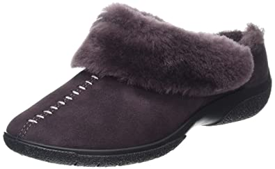 a71161e2 Hotter Women's Rhianna Low-Top Slippers, Purple (Violet), 3 UK 35 1 ...