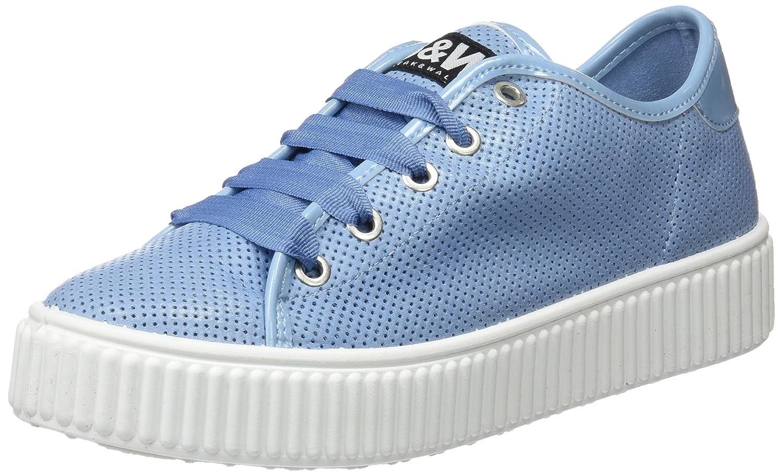 Briser Et Marcher Hv220906, Zapatillas Para Mujer, Azul (bleu), 39 Eu