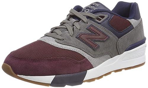 new balance 597 grise