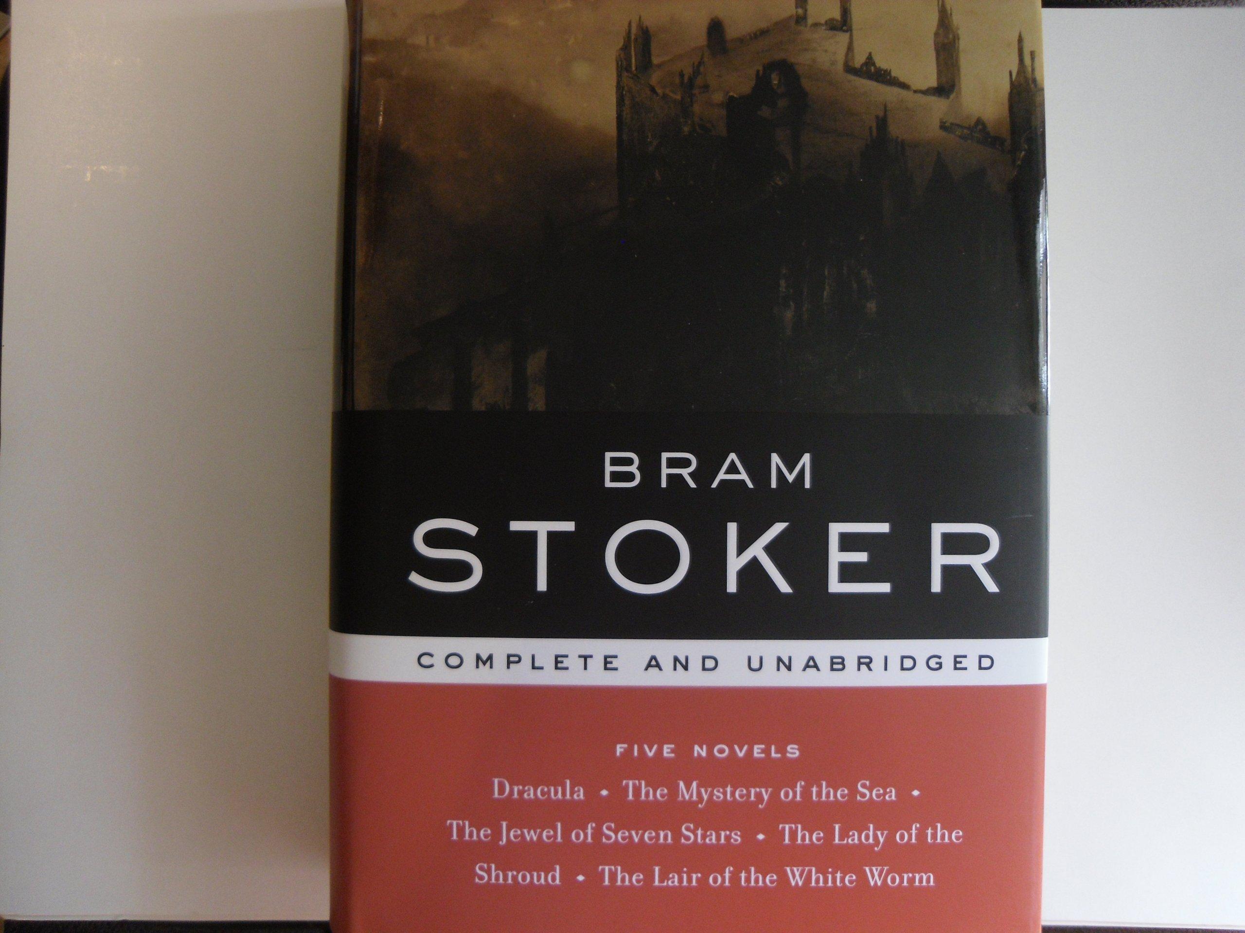 Bram Stoker Complete Unabridged Essential