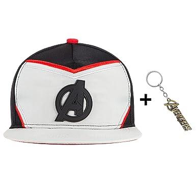 757c0f906dbf74 Quantum Hat,Avengers Hat Cap, Avengers Endgame Quantum Hat Baseball Cap for  Women Men