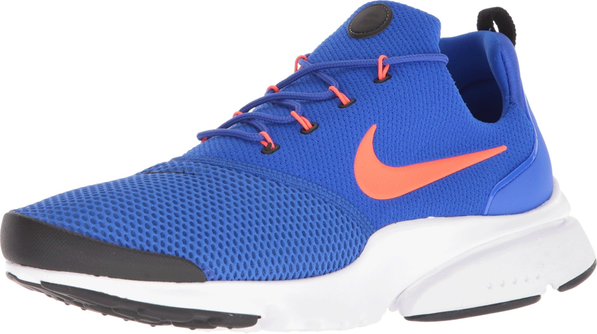 c8a89fa94e881 Nike Presto Fly Mens Running Trainers 908019 Sneakers Shoes (UK 6 US 7 EU  40, Racer Blue Total Crimson 405)