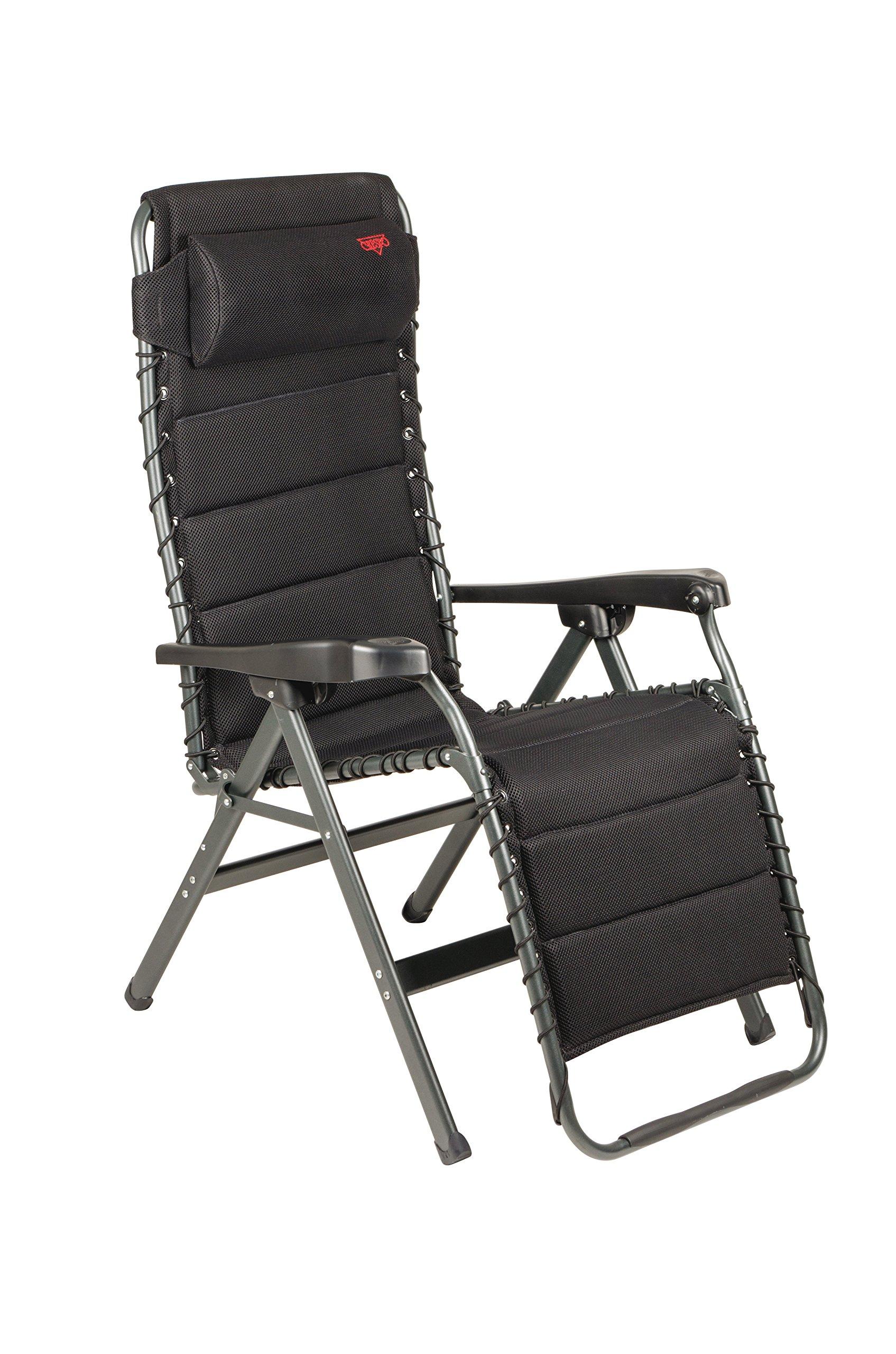 Crespo - Relaxing Chair - AP-232 Air-Deluxe - Black