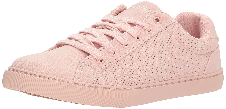 Nautica Women's Steam Sneaker B071D1WH8X 6.5 B(M) US|Mineral Pink Mono