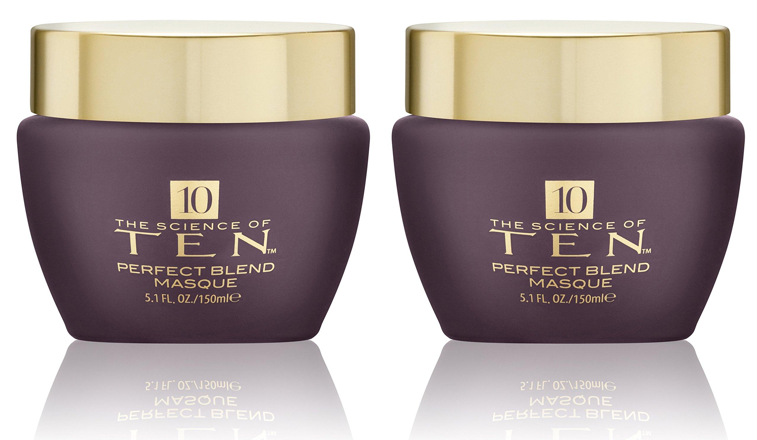 TEN Perfect Blend Masque, 2 Count