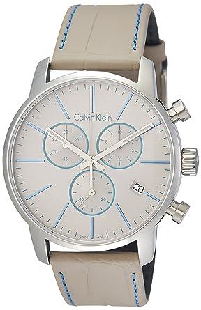 66c8ce84682 Amazon.com  Calvin Klein Men s Quartz Watch K2G271Q4  Watches